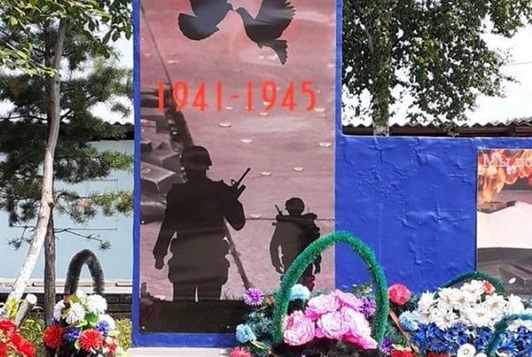 Советские герои или военные НАТО: В селе Дипкун прокуратура проверит ремонт памятника