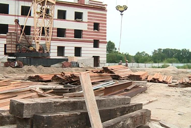 К концу года в области построят 3 детских сада