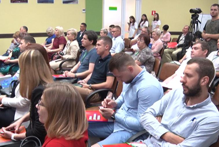 Амурские предприниматели задали интересующие вопросы на конференции в «Точке кипения»