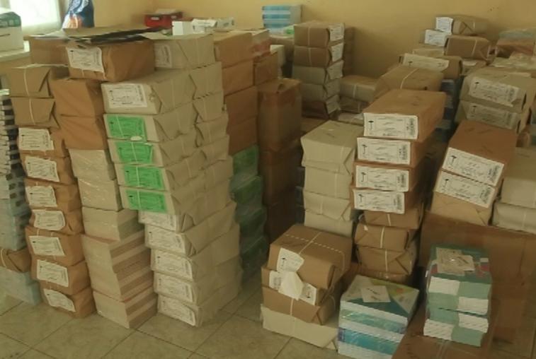 Объявлен благотворительный сбор книг для библиотек, пострадавших от наводнения
