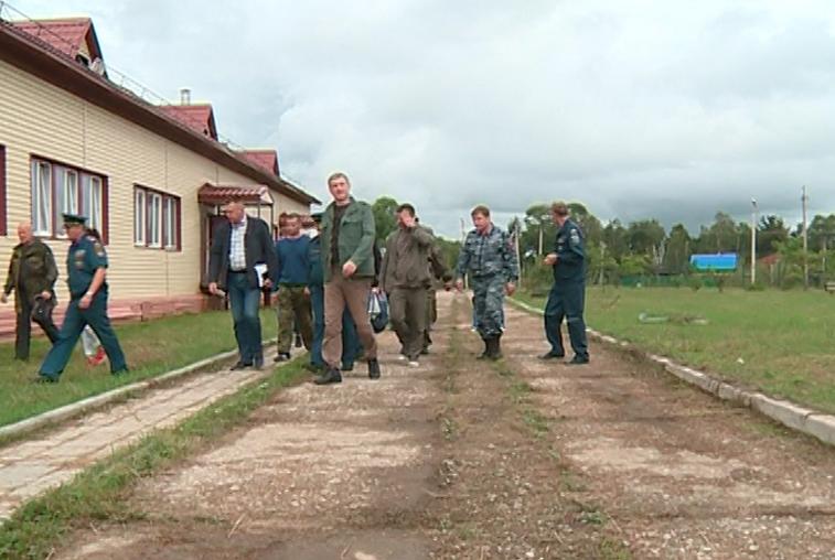 Правительство области оказывает всевозможную помощь пострадавшим от наводнения