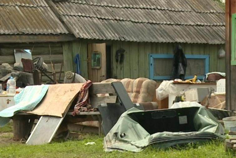 На восстановление и замену подтопленных домов потребуется больше миллиарда рублей