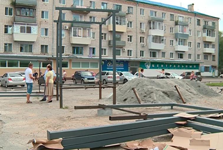 Реставрация центральной площади и обновление памятника: в городе угольщиков готовятся ко Дню шахтера