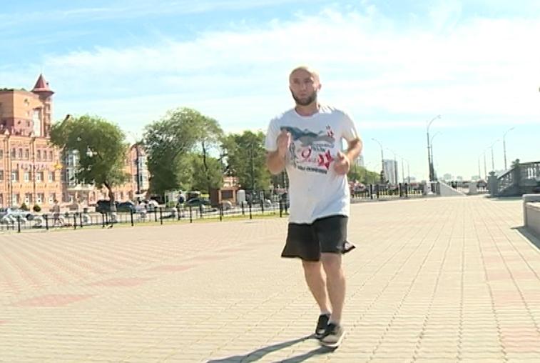 От Ивановки до Белогорска: спортсмен из Благовещенска организует забег на 100 км