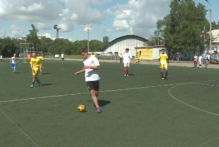 «Футбол, доступный каждому»: В Благовещенске прошел турнир «Уличный красава»