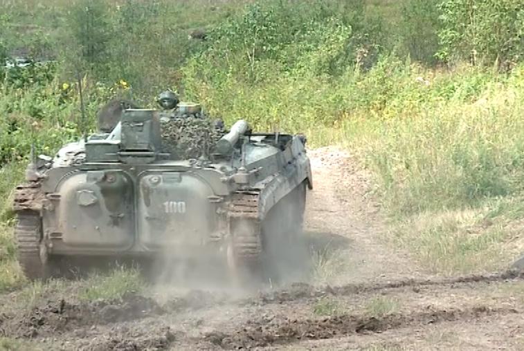 В воинских частях ВВО организовали масштабную проверку подразделений антитеррора