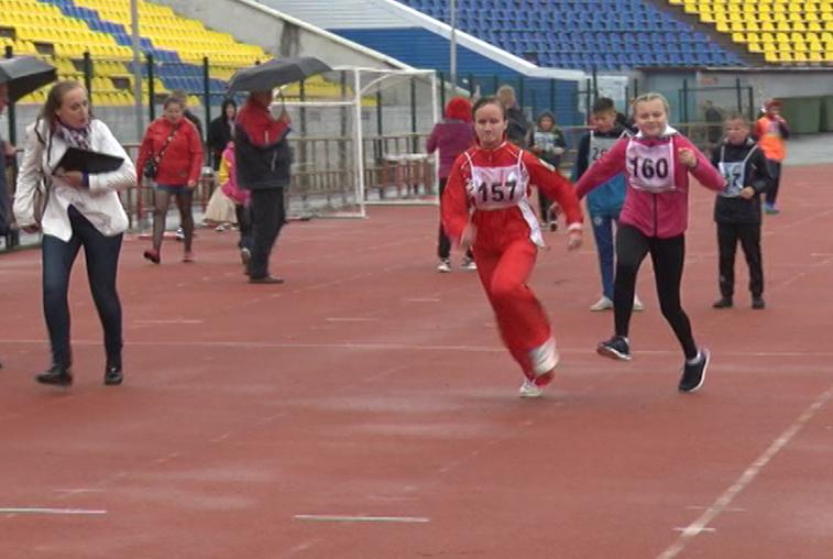 В Благовещенске на стадионе «Амур» прошла 8 областная Спартакиада детей с ограниченными возможностями здоровья