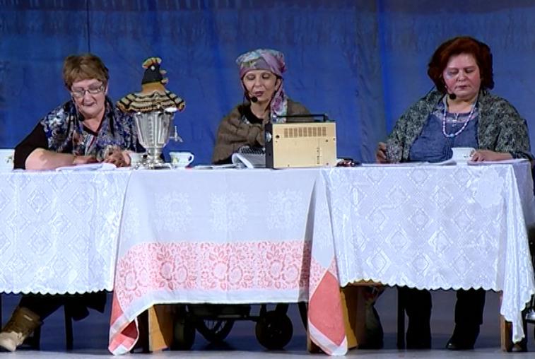 Специальный показ пьесы Марии Ладо «Очень простая история» на фестивале «Амурская осень»