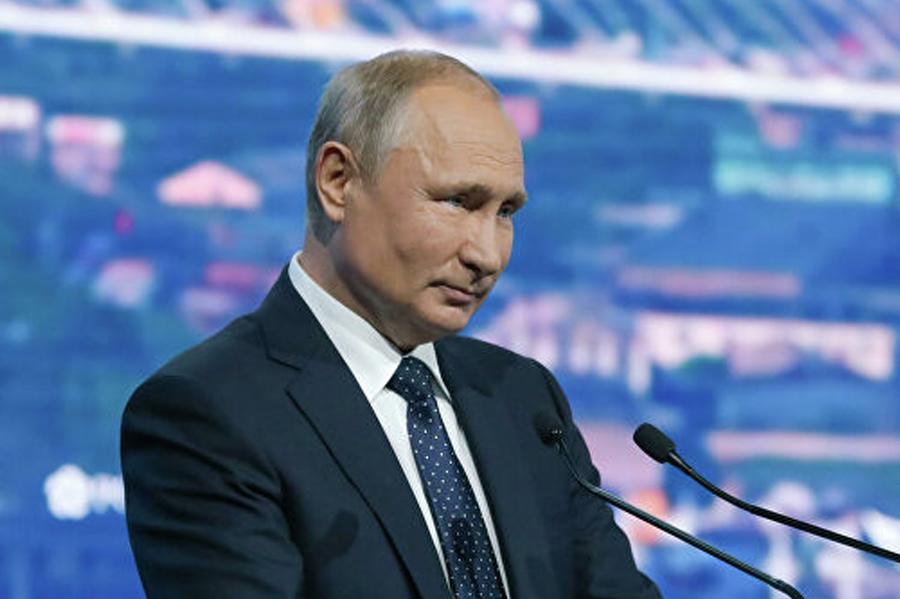 Владимир Путин утвердил нововведения, озвученные на ВЭФ-2019, и распределил поручения