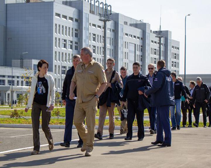 Глава Роскосмоса оценил перспективы космодрома Восточный и города Циолковский