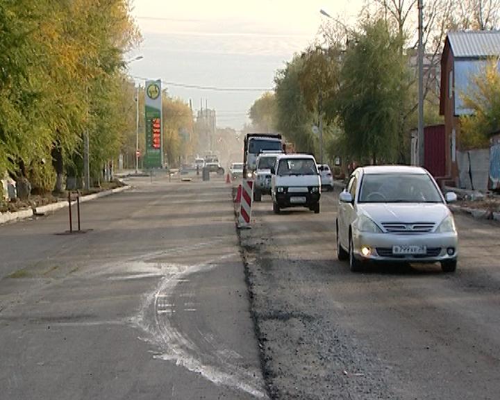 Власти Благовещенска уже планируют ремонты улиц на 2020 год