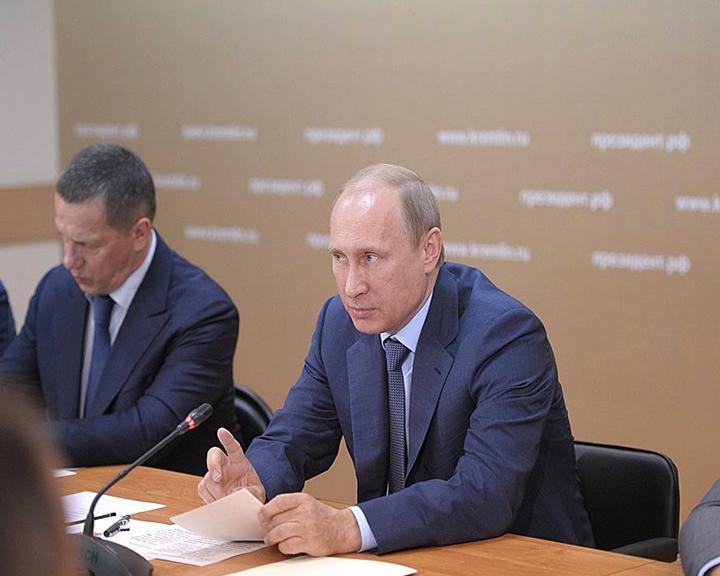 Владимир Путин утвердил список поручений по ликвидации последствий паводка на ДВ