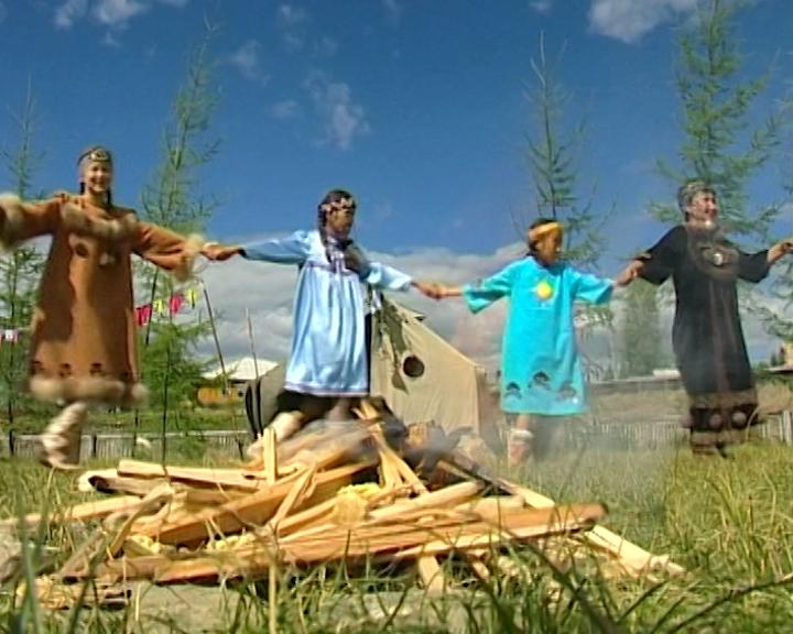 Этнофорум «Живые традиции» собрал в Благовещенске делегации коренных малочисленных народов Севера