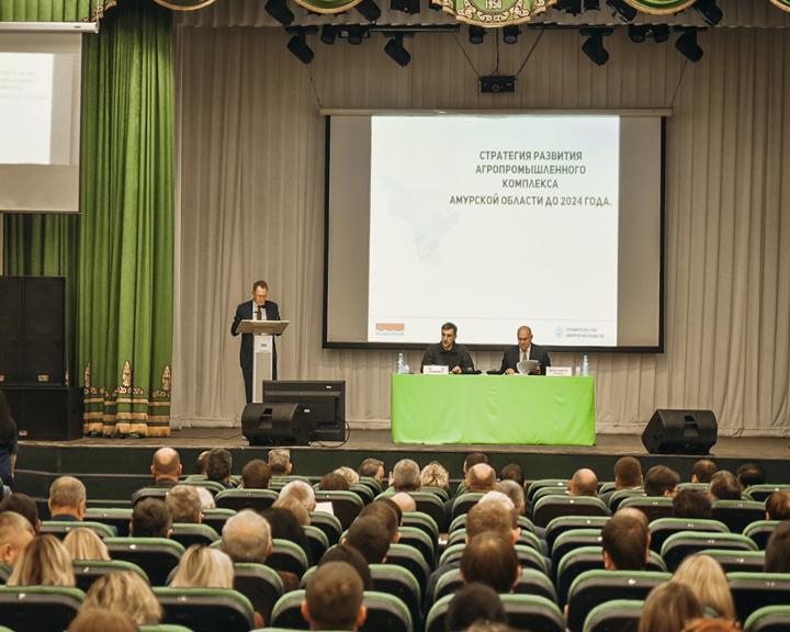 В Приамурье принята стратегия развития АПК