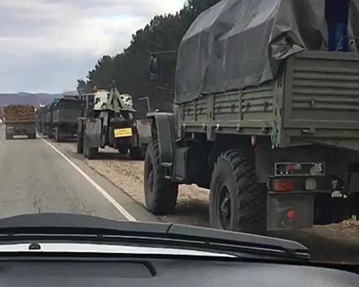 Амурские военные помогут наладить автомобильное сообщение с поселком Октябрьский
