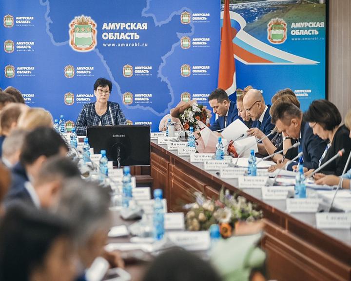 Активизировать работу по организации проф- и медосмотров населения предложило правительство Приамурья