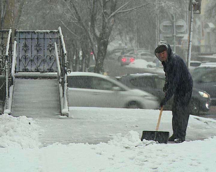 Из осени в зиму: Амурчанам уже не стоит ждать тепла