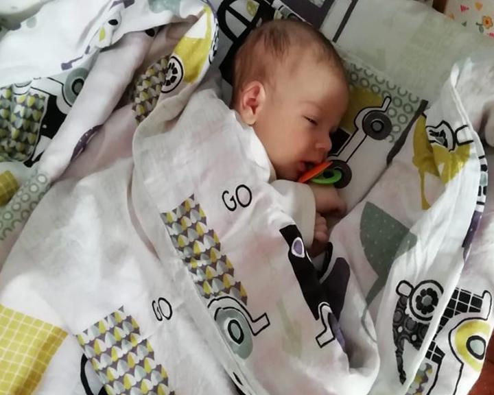 Двухмесячный малыш из Соловьёвки нуждается в помощи