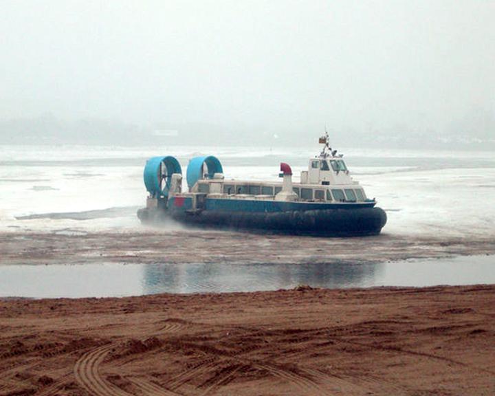 В связи с температурным режимом «пумы» начнут курсировать между Благовещенском и Хэйхэ с 3 ноября