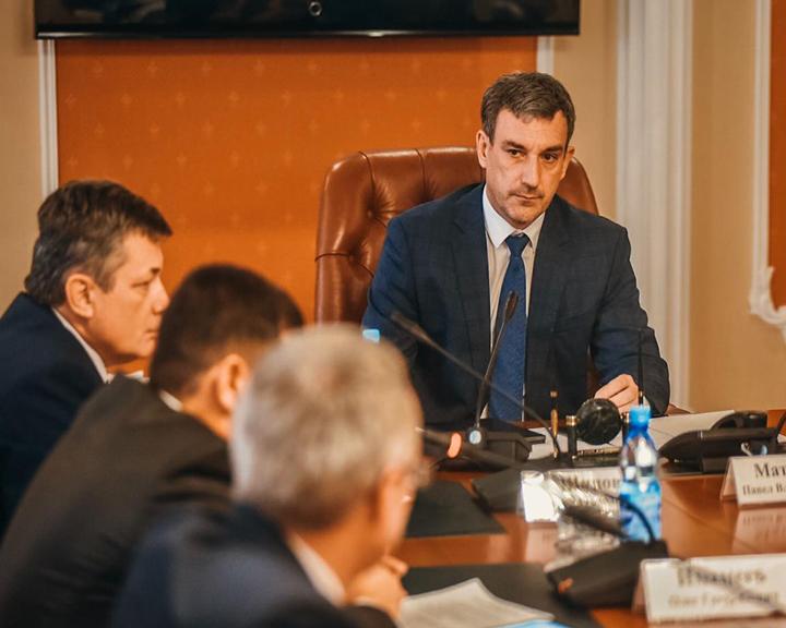 Амурские власти обсудили на совещании вопросы жилищного строительства
