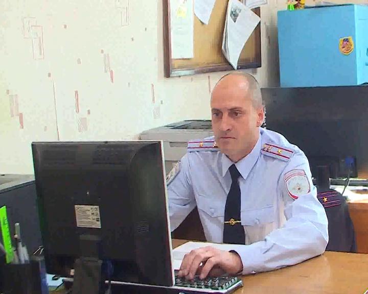 Полицейский из Ивановского района стал лучшим в Приамурье