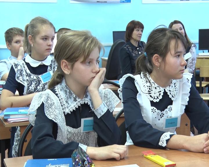 Пора предметных олимпиад продолжается в амурских школах