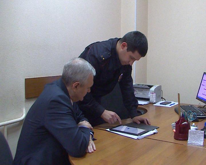 Амурские правоохранители получили 200 новых планшетов