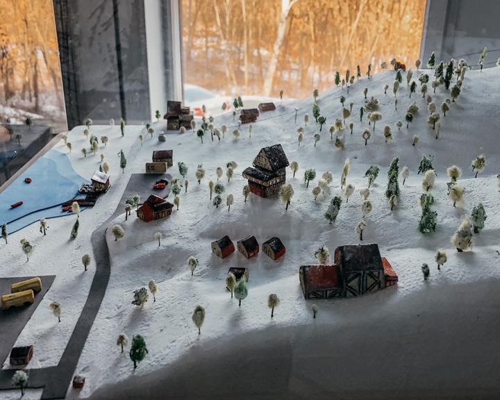 К началу следующего сезона в Белогорье заработает горнолыжная база