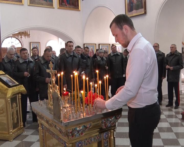 Амурские стражи порядка почтили память товарищей, погибших при исполнении служебных обязанностей