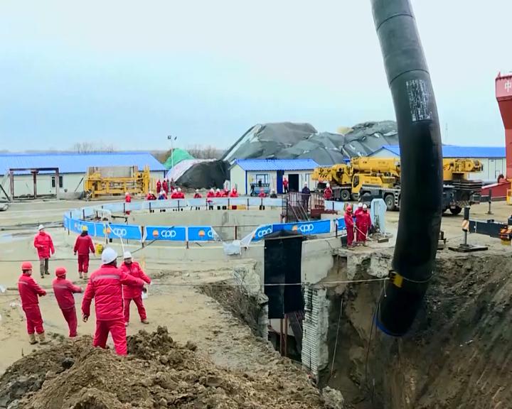 2 декабря начнутся поставки газа в Китай по трубопроводу «Сила Сибири»