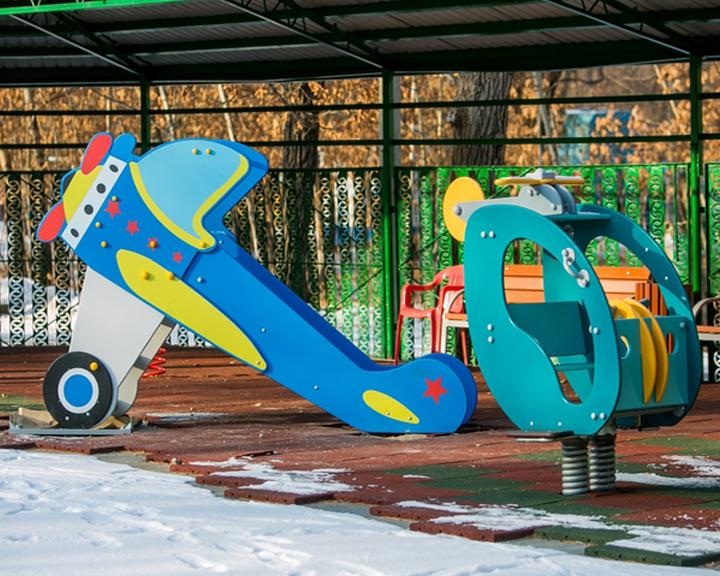 В Первомайском парке Благовещенска в конце ноября откроется инклюзивная площадка