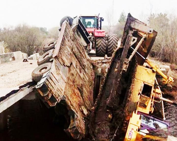 Амурское сельхозпредприятие выплатило 9 млн рублей за разрушенный мост в Ивановском районе