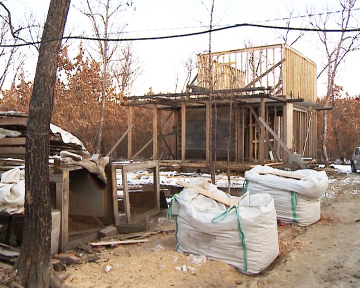 Гектарщик из Благовещенского района отказался от благ цивилизации