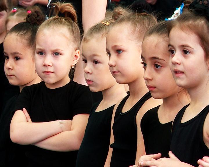 Юные амурские спортсменки стали украшением турнира по художественной гимнастике в Благовещенске