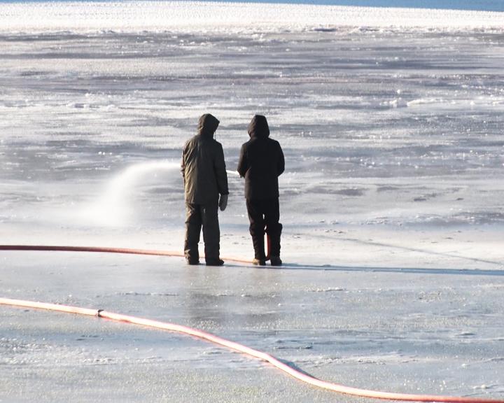 Зимой на территории Благовещенска будет работать около 60 катков