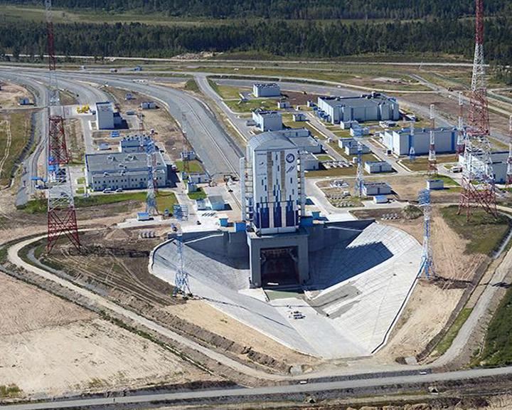 СКР продолжает расследование преступлений, связанных со строительством космодрома Восточный