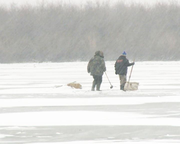 В Приамурье стартовала профилактическая акция «Безопасный лед»