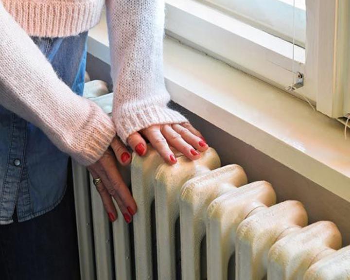Валентина Калита поручила разобраться в причинах снижения качества отопления в Астрахановке