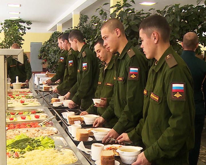 Дни национальной кухни устраивают в частях ВВО