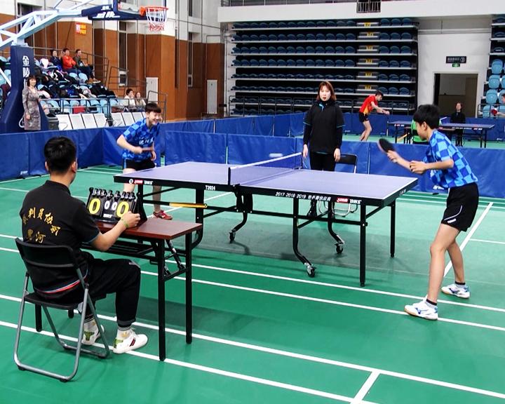 Амурские школьники участвуют в международных соревнованиях по настольному теннису в Хэйхэ