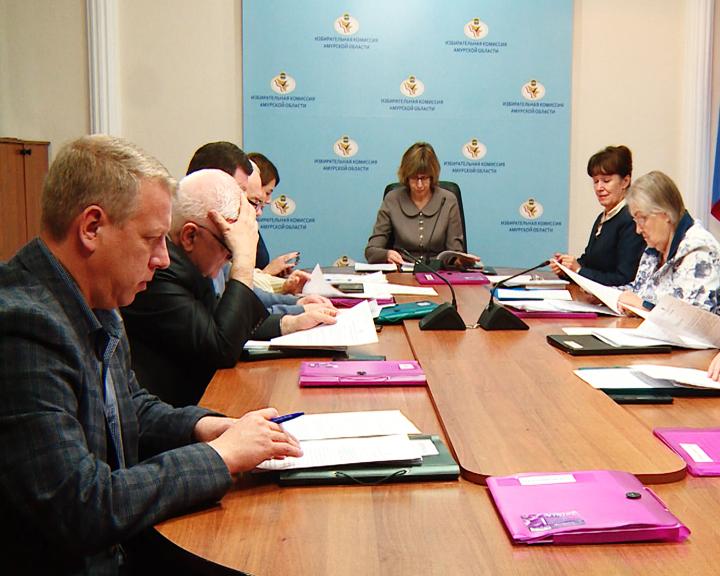 С завтрашнего дня начинается предвыборная агитация кандидатов на кресло депутата амурского Заксобрания