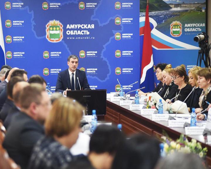 Обеспечение безопасности и закупка пассажирского транспорта: Губернатор области провел заседание правительства