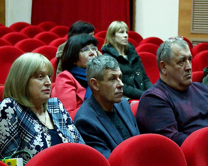 В Ромненском районе прошел форум, посвященный развитию сельхозкоопераций