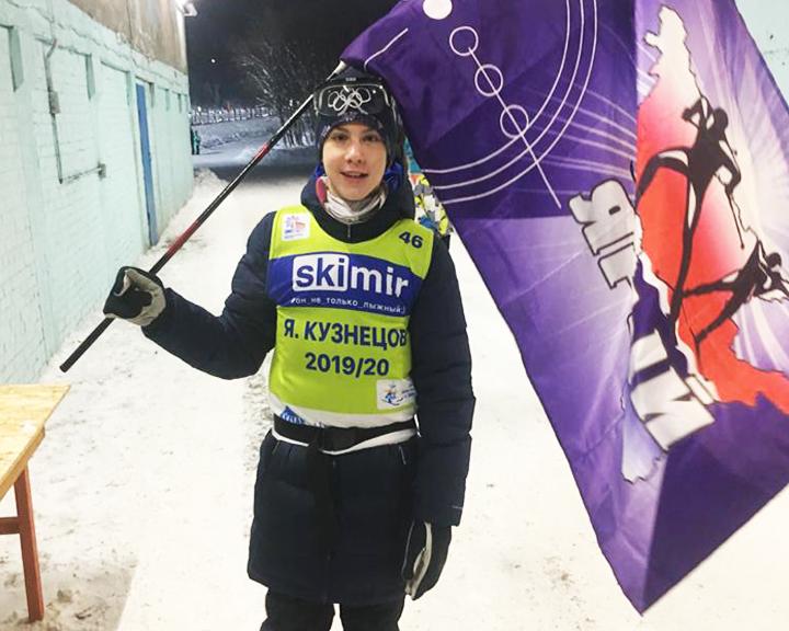 Амурский биатлонист стал победителем первого этапа гонки на Кубке Анны Богалий в Мурманске