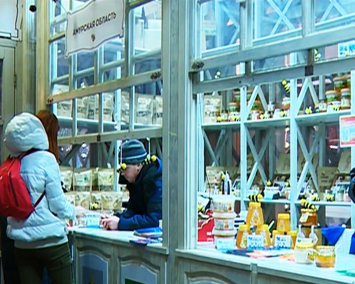 На ярмарке Дальнего Востока москвичи раскупили больше 11 тонн продукции