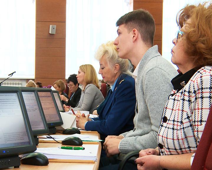 Амурские парламентарии утвердили бюджет на предстоящую трёхлетку