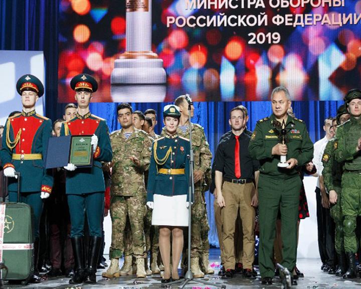 Армейский КВН: Команда «Осторожно, ДВОКУ!» заняла второе место по итогам сезона