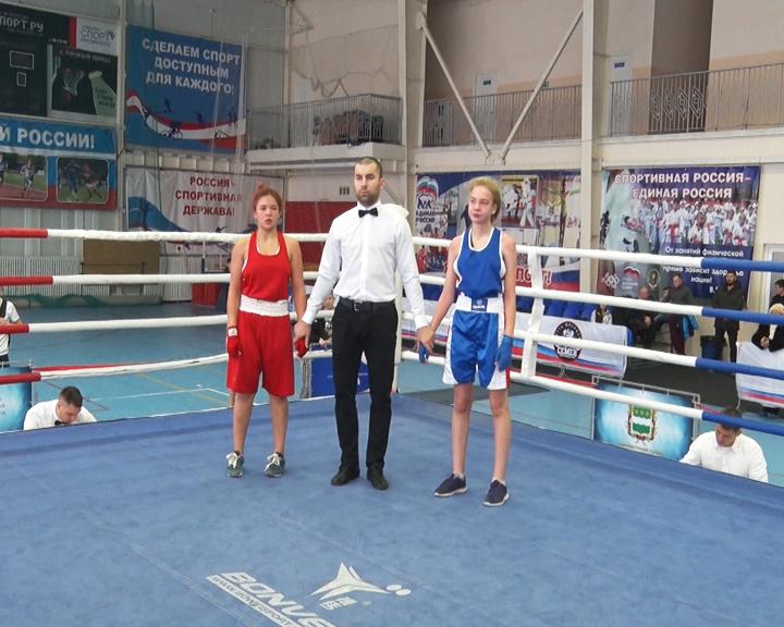 В областных соревнованиях по боксу все чаще участвуют девушки