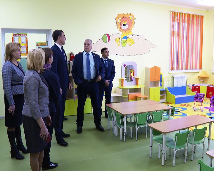 В Благовещенске готовится к открытию новый детский сад на 120 мест