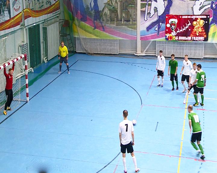 ФК «Благовещенск» стал победителем турнира по мини-футболу